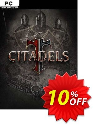 Citadels PC Coupon discount Citadels PC Deal. Promotion: Citadels PC Exclusive offer for iVoicesoft