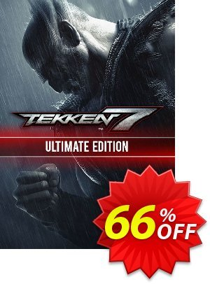 TEKKEN 7 - Ultimate Edition PC discount coupon TEKKEN 7 - Ultimate Edition PC Deal - TEKKEN 7 - Ultimate Edition PC Exclusive offer for iVoicesoft
