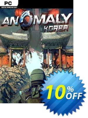 Anomaly Korea PC discount coupon Anomaly Korea PC Deal - Anomaly Korea PC Exclusive offer for iVoicesoft