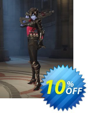 Overwatch - Widowmaker Noire Skin DLC PC 프로모션 코드 Overwatch - Widowmaker Noire Skin DLC PC Deal 프로모션: Overwatch - Widowmaker Noire Skin DLC PC Exclusive offer for iVoicesoft