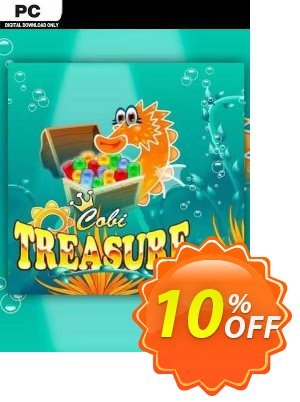 Cobi Treasure Deluxe PC Coupon discount Cobi Treasure Deluxe PC Deal. Promotion: Cobi Treasure Deluxe PC Exclusive offer for iVoicesoft