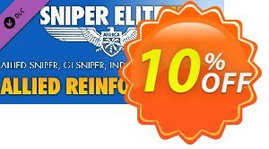 Sniper Elite 3 Allied Reinforcements Outfit Pack PC 프로모션 코드 Sniper Elite 3 Allied Reinforcements Outfit Pack PC Deal 프로모션: Sniper Elite 3 Allied Reinforcements Outfit Pack PC Exclusive offer for iVoicesoft
