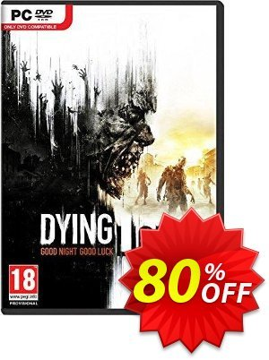 Dying Light PC Coupon, discount Dying Light PC Deal. Promotion: Dying Light PC Exclusive offer for iVoicesoft