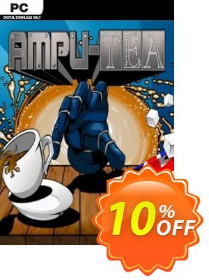 AmpuTea PC Coupon discount AmpuTea PC Deal - AmpuTea PC Exclusive offer for iVoicesoft