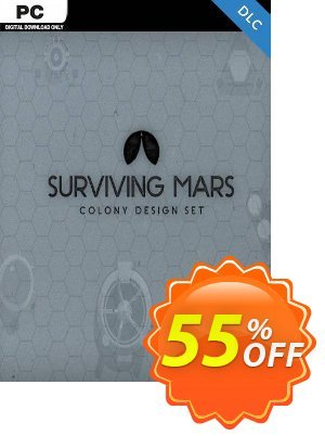 Surviving Mars: Colony Design Set PC DLC discount coupon Surviving Mars: Colony Design Set PC DLC Deal - Surviving Mars: Colony Design Set PC DLC Exclusive offer for iVoicesoft