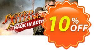 Jagged Alliance Back in Action PC discount coupon Jagged Alliance Back in Action PC Deal - Jagged Alliance Back in Action PC Exclusive offer for iVoicesoft
