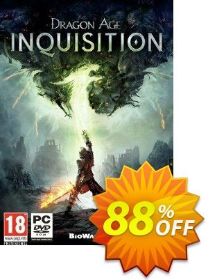 Dragon Age Inquisition PC discount coupon Dragon Age Inquisition PC Deal - Dragon Age Inquisition PC Exclusive offer for iVoicesoft