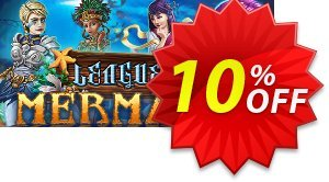 League of Mermaids PC Coupon discount League of Mermaids PC Deal - League of Mermaids PC Exclusive offer for iVoicesoft