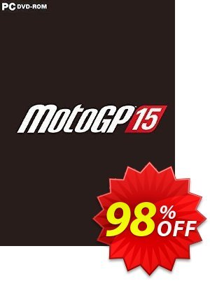 MotoGP 15 PC discount coupon MotoGP 15 PC Deal - MotoGP 15 PC Exclusive offer for iVoicesoft