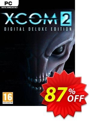 XCOM 2 Digital Deluxe Edition PC Coupon discount XCOM 2 Digital Deluxe Edition PC Deal