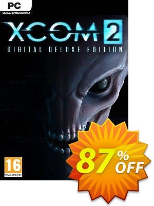 XCOM 2 Digital Deluxe Edition PC Coupon, discount XCOM 2 Digital Deluxe Edition PC Deal. Promotion: XCOM 2 Digital Deluxe Edition PC Exclusive offer for iVoicesoft