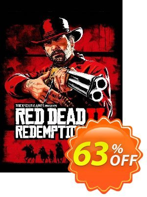 Red Dead Redemption 2 PC discount coupon Red Dead Redemption 2 PC Deal - Red Dead Redemption 2 PC Exclusive offer for iVoicesoft