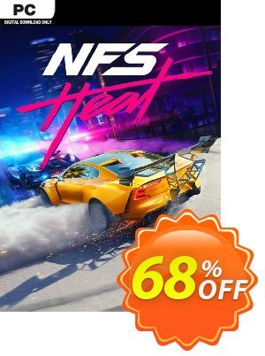 Need for Speed: Heat PC Coupon discount Need for Speed: Heat PC Deal - Need for Speed: Heat PC Exclusive offer for iVoicesoft