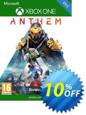 Anthem Xbox One DLC 프로모션 코드 Anthem Xbox One DLC Deal 프로모션: Anthem Xbox One DLC Exclusive offer for iVoicesoft