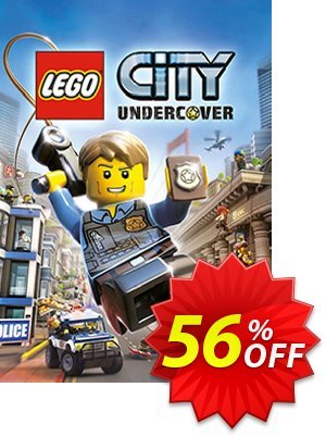 Lego City Undercover PC Coupon, discount Lego City Undercover PC Deal. Promotion: Lego City Undercover PC Exclusive offer for iVoicesoft