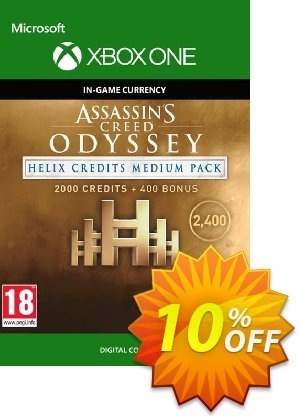 Assassins Creed Odyssey Helix Credits Medium Pack Xbox One discount coupon Assassins Creed Odyssey Helix Credits Medium Pack Xbox One Deal - Assassins Creed Odyssey Helix Credits Medium Pack Xbox One Exclusive offer for iVoicesoft
