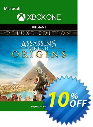 Assassins Creed Origins Deluxe Edition Xbox One discount coupon Assassins Creed Origins Deluxe Edition Xbox One Deal - Assassins Creed Origins Deluxe Edition Xbox One Exclusive offer for iVoicesoft