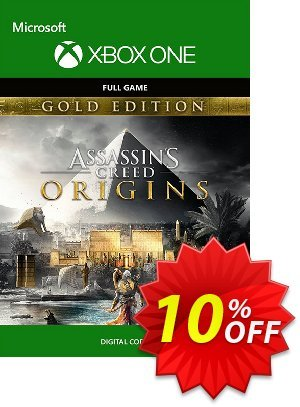 Assassins Creed Origins Gold Edition Xbox One discount coupon Assassins Creed Origins Gold Edition Xbox One Deal - Assassins Creed Origins Gold Edition Xbox One Exclusive offer for iVoicesoft