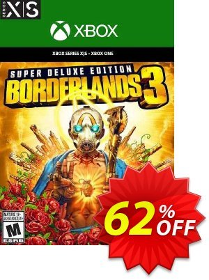 Borderlands 3: Super Deluxe Edition Xbox One discount coupon Borderlands 3: Super Deluxe Edition Xbox One Deal - Borderlands 3: Super Deluxe Edition Xbox One Exclusive offer for iVoicesoft