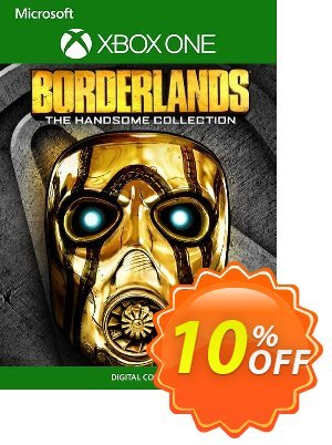 Borderlands: The Handsome Collection Xbox One Coupon discount Borderlands: The Handsome Collection Xbox One Deal - Borderlands: The Handsome Collection Xbox One Exclusive offer for iVoicesoft