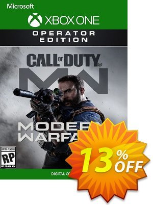 Call of Duty Modern Warfare Operator Edition Xbox One discount coupon Call of Duty Modern Warfare Operator Edition Xbox One Deal - Call of Duty Modern Warfare Operator Edition Xbox One Exclusive offer for iVoicesoft