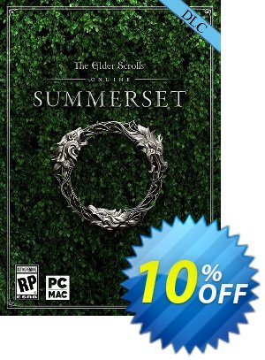The Elder Scrolls Online Summerset Upgrade PC + DLC discount coupon The Elder Scrolls Online Summerset Upgrade PC + DLC Deal - The Elder Scrolls Online Summerset Upgrade PC + DLC Exclusive offer for iVoicesoft