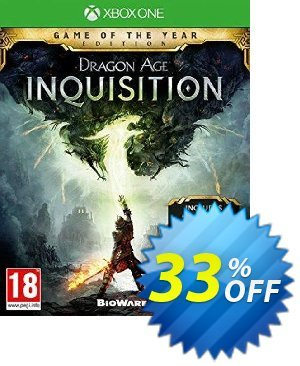 Dragon Age Inquisition: Game of the Year Xbox One - Digital Code discount coupon Dragon Age Inquisition: Game of the Year Xbox One - Digital Code Deal - Dragon Age Inquisition: Game of the Year Xbox One - Digital Code Exclusive offer for iVoicesoft