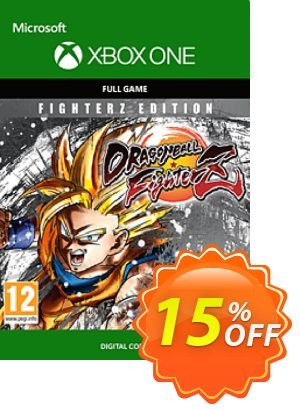 Dragon Ball: FighterZ - FighterZ Edition Xbox One discount coupon Dragon Ball: FighterZ - FighterZ Edition Xbox One Deal - Dragon Ball: FighterZ - FighterZ Edition Xbox One Exclusive offer for iVoicesoft