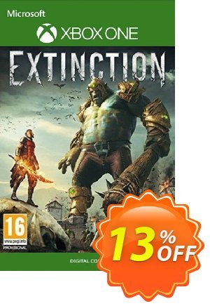 Extinction Xbox One Coupon discount Extinction Xbox One Deal - Extinction Xbox One Exclusive offer for iVoicesoft