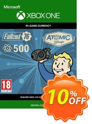 Fallout 76 - 500 Atoms Xbox One Coupon discount Fallout 76 - 500 Atoms Xbox One Deal - Fallout 76 - 500 Atoms Xbox One Exclusive offer for iVoicesoft