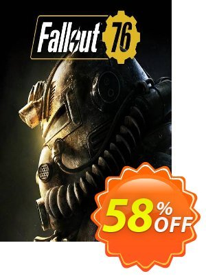 Fallout 76 Xbox One 프로모션 코드 Fallout 76 Xbox One Deal 프로모션: Fallout 76 Xbox One Exclusive offer for iVoicesoft