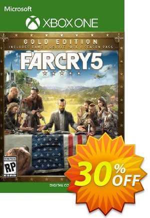 Far Cry 5 Gold Edition Xbox One discount coupon Far Cry 5 Gold Edition Xbox One Deal - Far Cry 5 Gold Edition Xbox One Exclusive offer for iVoicesoft