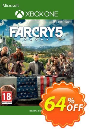 Far Cry 5 Xbox One discount coupon Far Cry 5 Xbox One Deal - Far Cry 5 Xbox One Exclusive offer for iVoicesoft