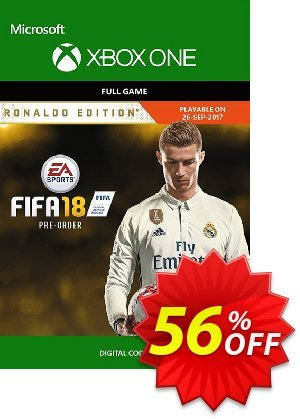 FIFA 18: Ronaldo Edition (Xbox One) 프로모션 코드 FIFA 18: Ronaldo Edition (Xbox One) Deal 프로모션: FIFA 18: Ronaldo Edition (Xbox One) Exclusive offer for iVoicesoft