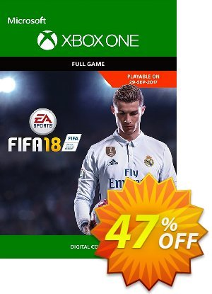 FIFA 18: Standard Edition (Xbox One) discount coupon FIFA 18: Standard Edition (Xbox One) Deal - FIFA 18: Standard Edition (Xbox One) Exclusive offer for iVoicesoft