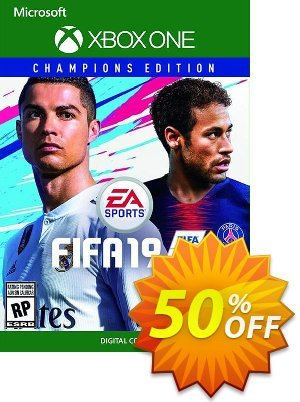 Fifa 19 Champions Edition Xbox One discount coupon Fifa 19 Champions Edition Xbox One Deal - Fifa 19 Champions Edition Xbox One Exclusive offer for iVoicesoft
