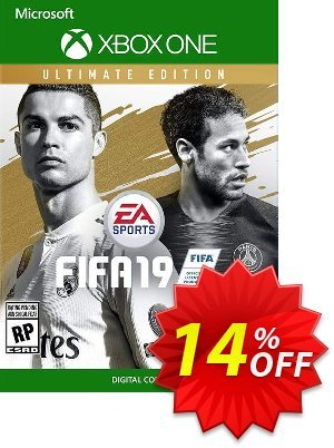 Fifa 19 Ultimate Edition Xbox One discount coupon Fifa 19 Ultimate Edition Xbox One Deal - Fifa 19 Ultimate Edition Xbox One Exclusive offer for iVoicesoft