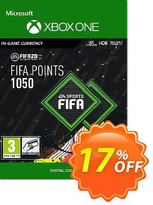 FIFA 20 - 1050 FUT Points Xbox One discount coupon FIFA 20 - 1050 FUT Points Xbox One Deal - FIFA 20 - 1050 FUT Points Xbox One Exclusive offer for iVoicesoft