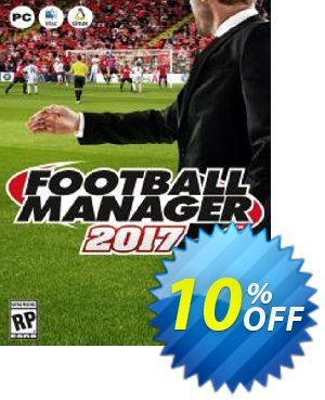Football Manager 2017 PC 프로모션 코드 Football Manager 2017 PC Deal 프로모션: Football Manager 2017 PC Exclusive offer for iVoicesoft