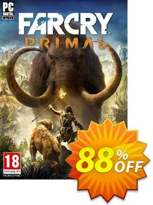 Far Cry Primal PC 프로모션 코드 Far Cry Primal PC Deal 프로모션: Far Cry Primal PC Exclusive offer for iVoicesoft