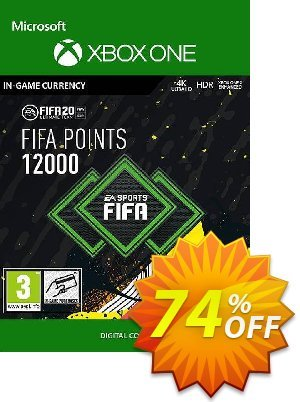 FIFA 20 - 12000 FUT Points Xbox One discount coupon FIFA 20 - 12000 FUT Points Xbox One Deal - FIFA 20 - 12000 FUT Points Xbox One Exclusive offer for iVoicesoft