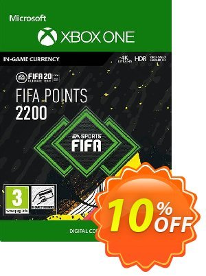 FIFA 20 - 2200 FUT Points Xbox One discount coupon FIFA 20 - 2200 FUT Points Xbox One Deal - FIFA 20 - 2200 FUT Points Xbox One Exclusive offer for iVoicesoft