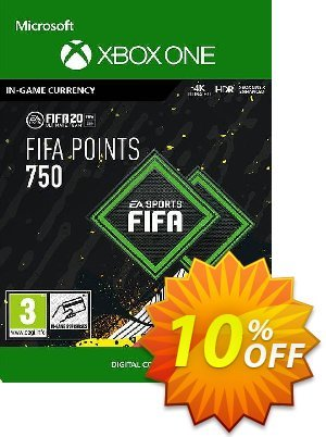 FIFA 20 - 750 FUT Points Xbox One discount coupon FIFA 20 - 750 FUT Points Xbox One Deal - FIFA 20 - 750 FUT Points Xbox One Exclusive offer for iVoicesoft