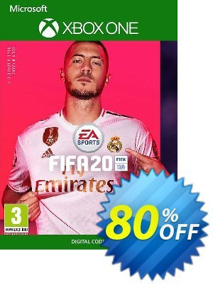 FIFA 20 Xbox One discount coupon FIFA 20 Xbox One Deal - FIFA 20 Xbox One Exclusive offer for iVoicesoft