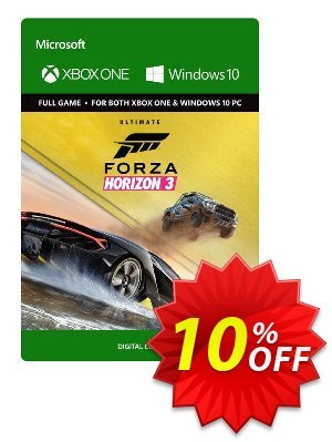 Forza Horizon 3 Ultimate Edition Xbox One/PC Coupon discount Forza Horizon 3 Ultimate Edition Xbox One/PC Deal. Promotion: Forza Horizon 3 Ultimate Edition Xbox One/PC Exclusive offer for iVoicesoft