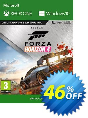 Forza Horizon 4: Deluxe Edition Xbox One/PC discount coupon Forza Horizon 4: Deluxe Edition Xbox One/PC Deal - Forza Horizon 4: Deluxe Edition Xbox One/PC Exclusive offer for iVoicesoft