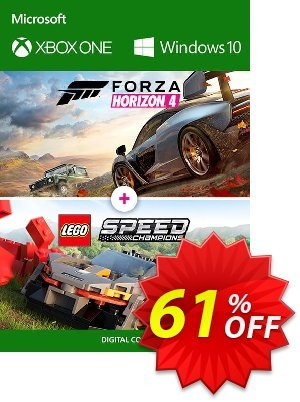 Forza Horizon 4 + Lego Speed Champions Xbox One/PC 프로모션 코드 Forza Horizon 4 + Lego Speed Champions Xbox One/PC Deal 프로모션: Forza Horizon 4 + Lego Speed Champions Xbox One/PC Exclusive offer for iVoicesoft