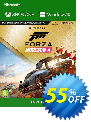 Forza Horizon 4: Ultimate Edition Xbox One/PC Coupon discount Forza Horizon 4: Ultimate Edition Xbox One/PC Deal - Forza Horizon 4: Ultimate Edition Xbox One/PC Exclusive offer for iVoicesoft