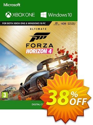 Forza Horizon 4: Ultimate Edition Xbox One/PC (UK) discount coupon Forza Horizon 4: Ultimate Edition Xbox One/PC (UK) Deal - Forza Horizon 4: Ultimate Edition Xbox One/PC (UK) Exclusive offer for iVoicesoft