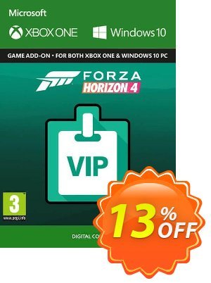 Forza Horizon 4 VIP Pass Xbox One/PC Coupon discount Forza Horizon 4 VIP Pass Xbox One/PC Deal. Promotion: Forza Horizon 4 VIP Pass Xbox One/PC Exclusive offer for iVoicesoft